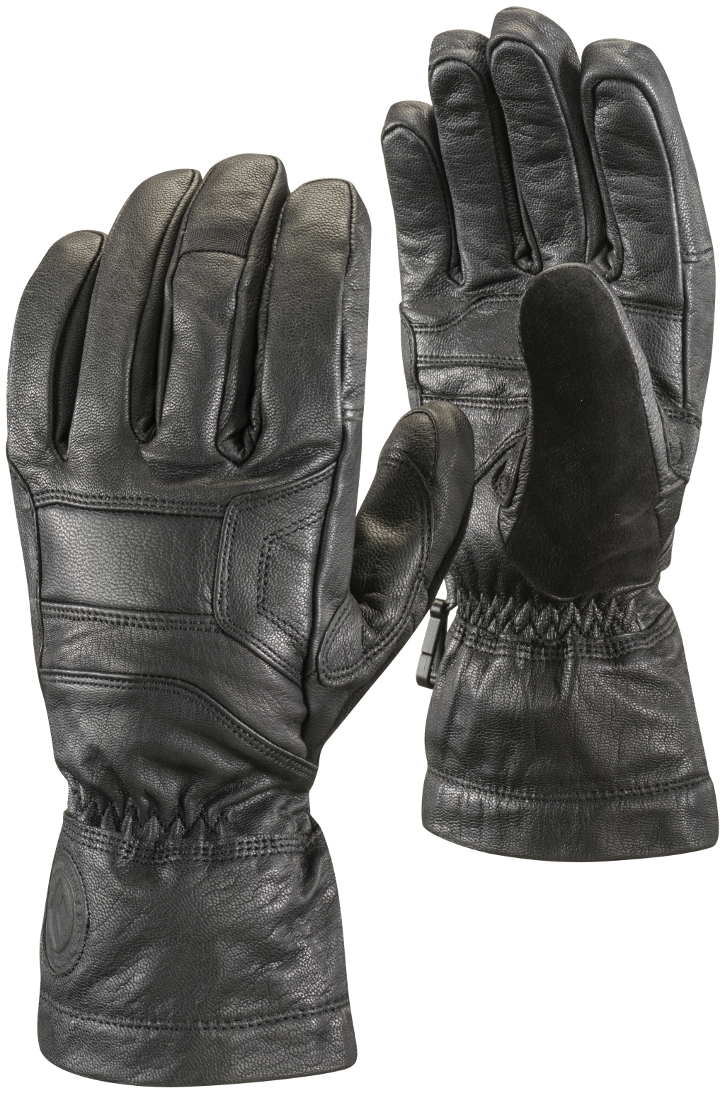 Black Diamond Kingpin Gloves Black-30
