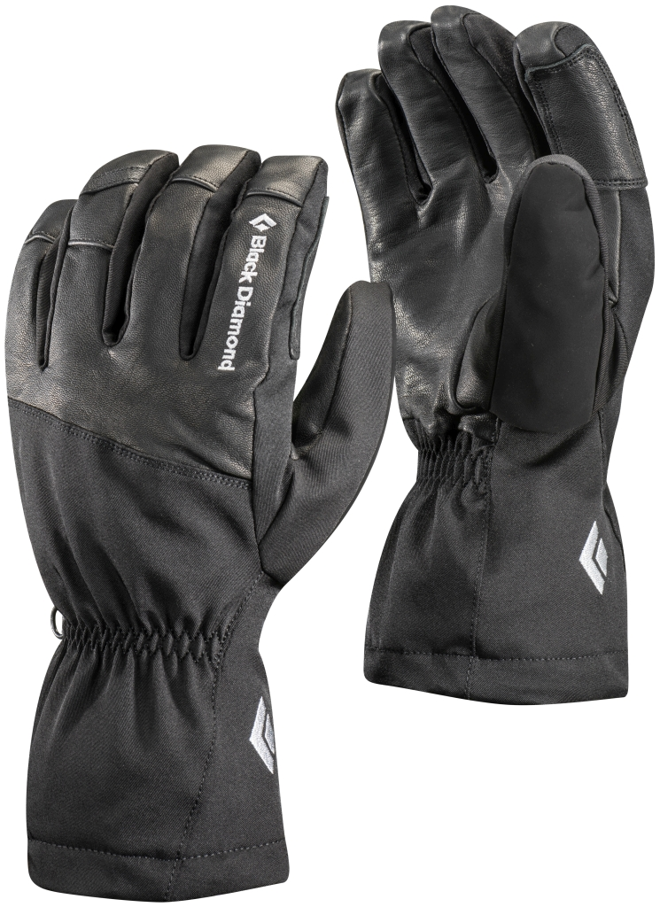 Black Diamond Renegade Gloves Black-30