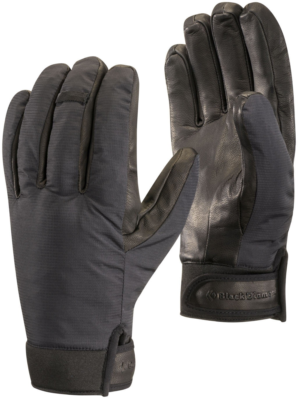 Black Diamond Heavyweight Waterproof Gloves Black-30