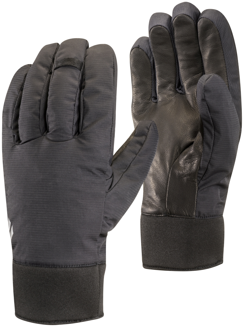 Black Diamond Midweight Waterproof Gloves Black-30