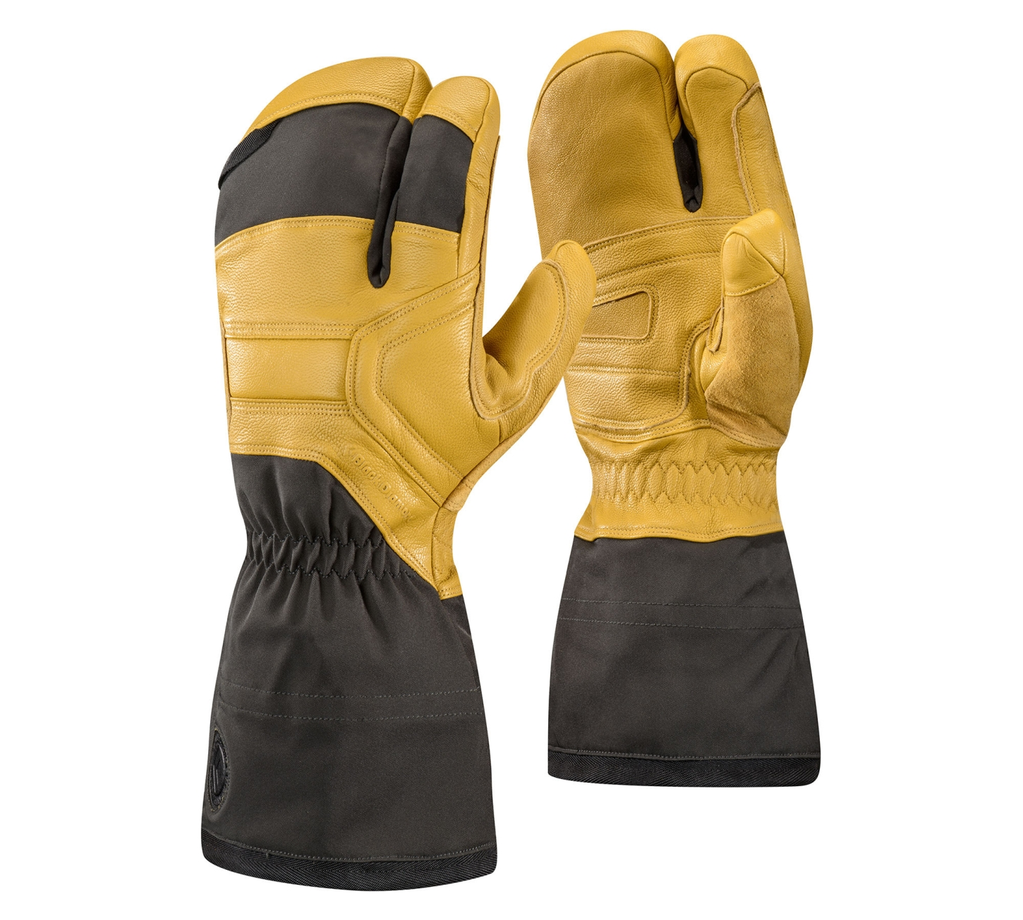 Black Diamond Guide Finger Gloves Natural-30