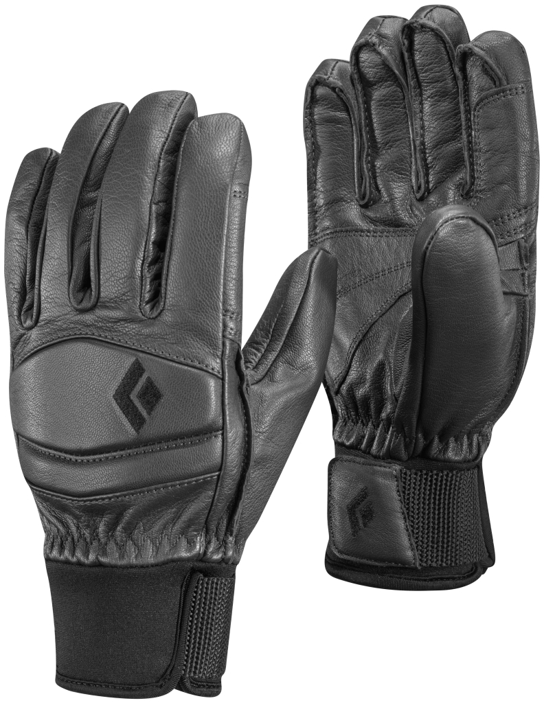 Black Diamond Spark Gloves Gunmetal-30