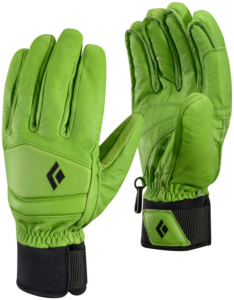 Black Diamond Spark Gloves Lime Green-30