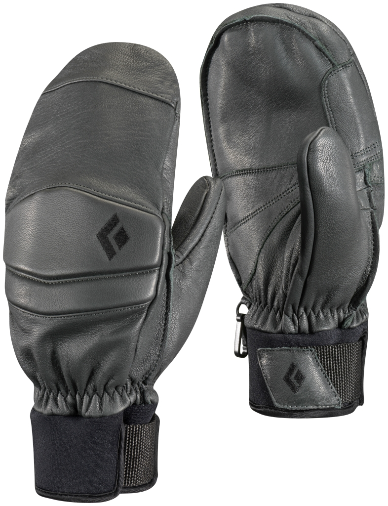 Black Diamond Spark Mitts Gunmetal-30