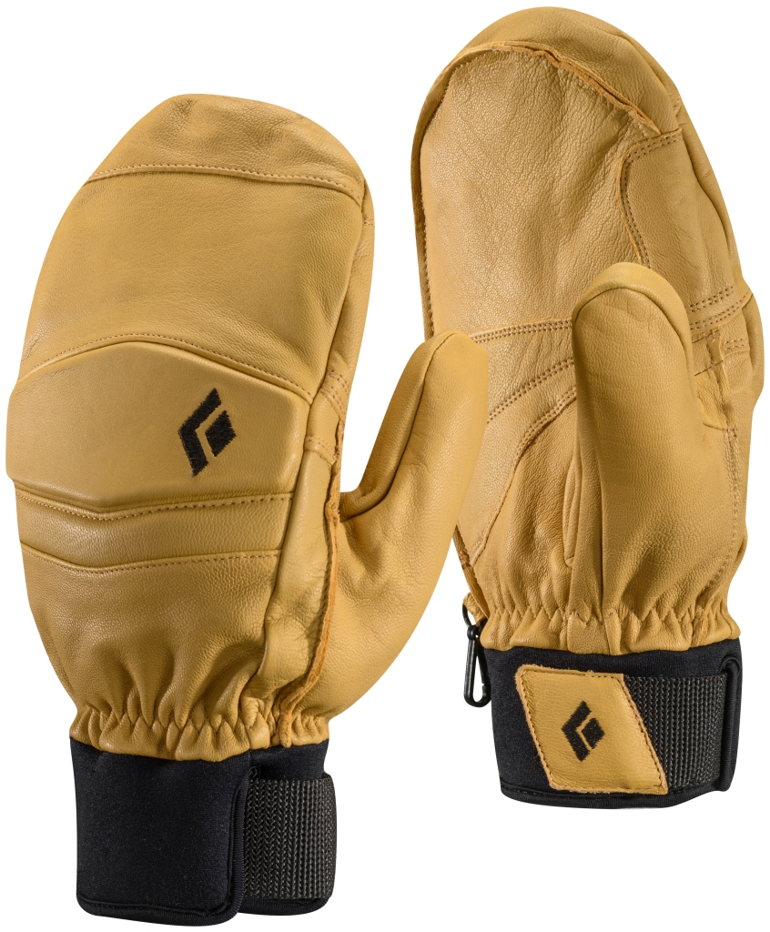Black Diamond Spark Mitts Natural-30