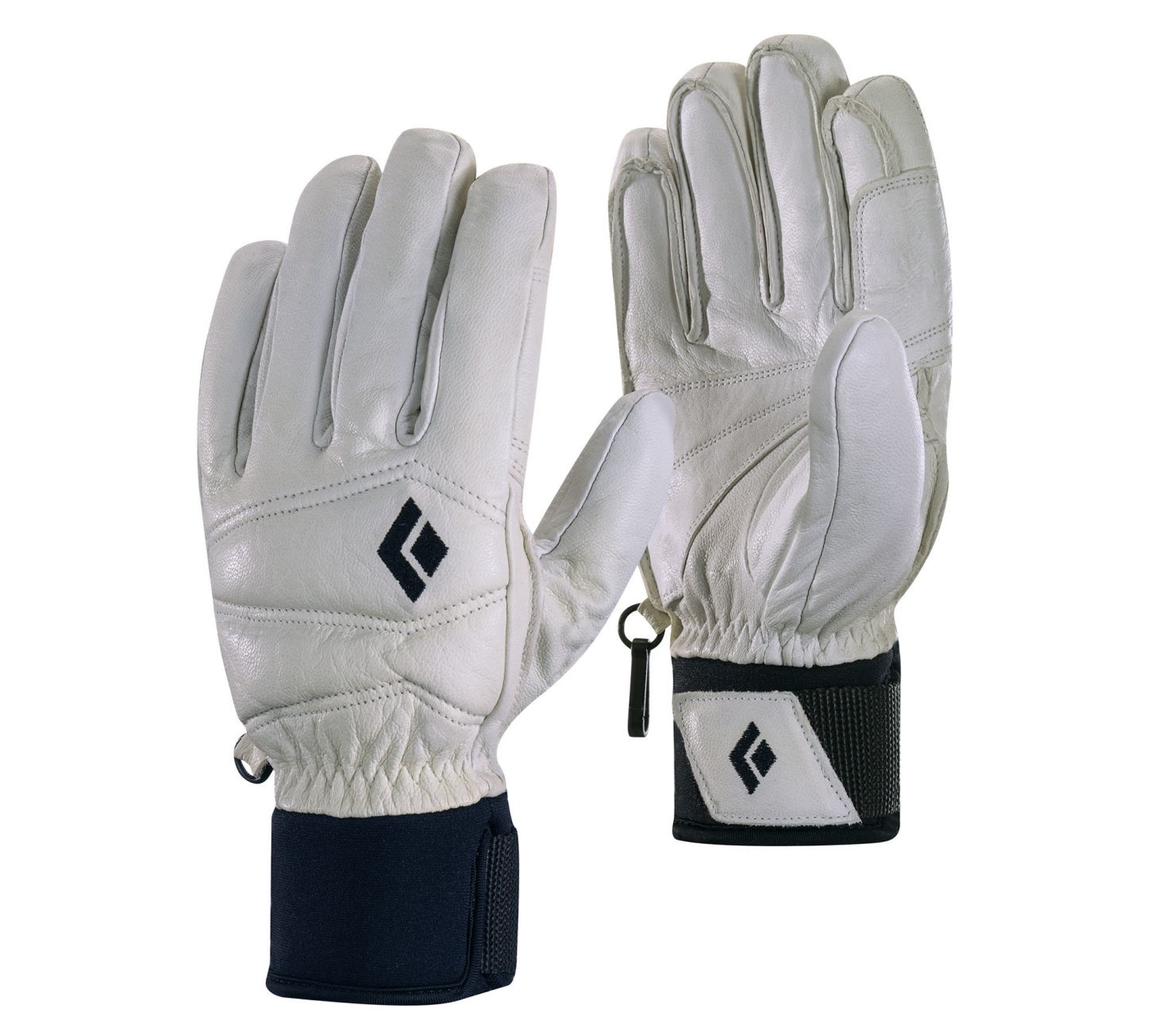 Black Diamond Spark Gloves Women's White-30
