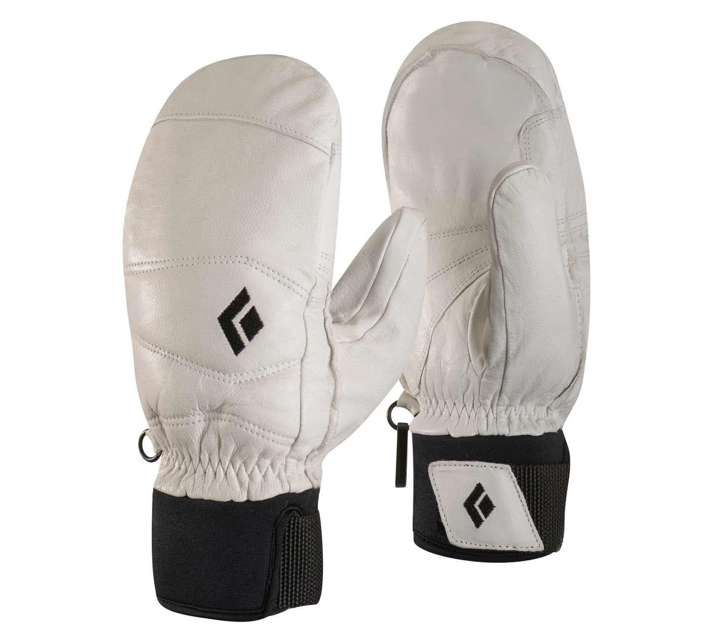 Black Diamond Spark Mitts Women's White-30
