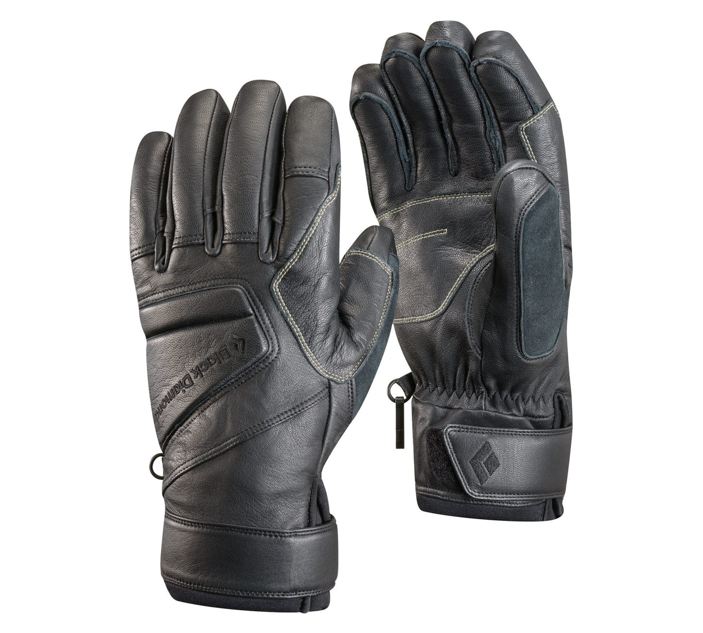 Black Diamond Legend Gloves Black-30