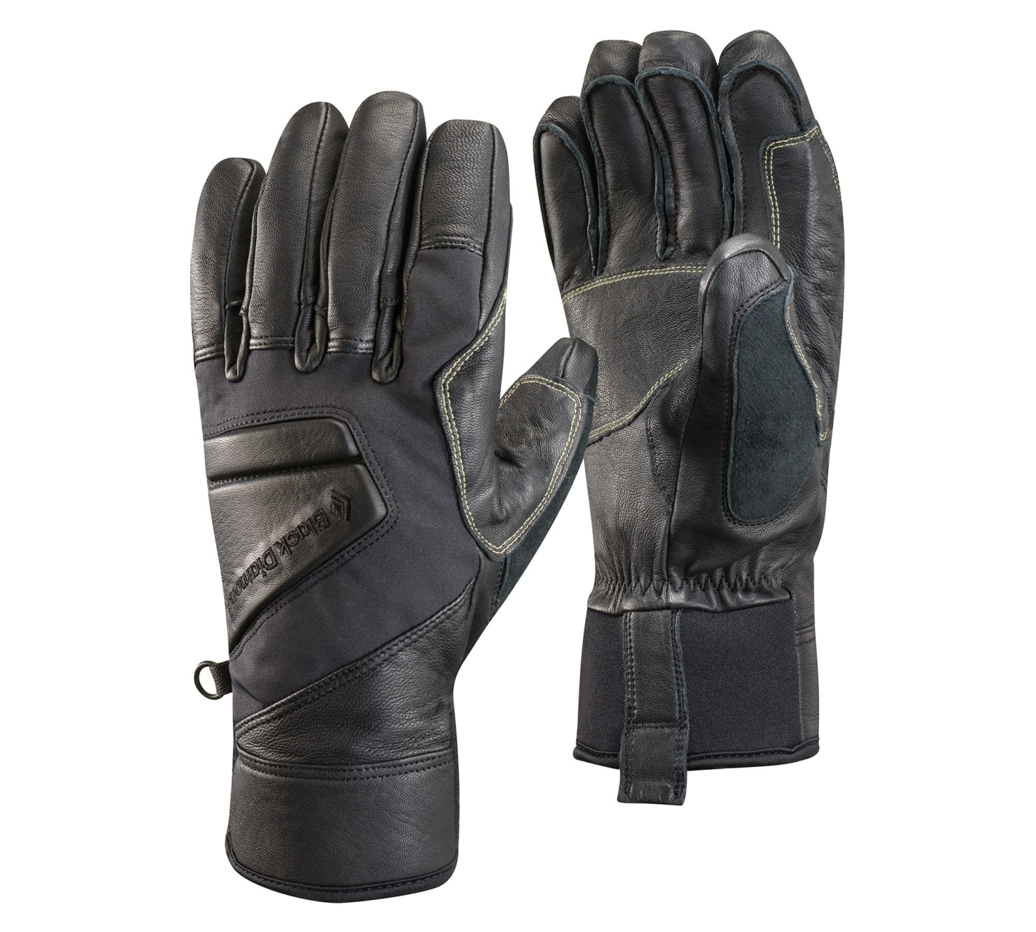 Black Diamond Kajia Gloves Black-30