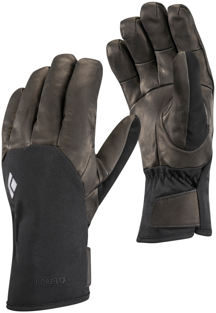 Black Diamond Rambla Gloves Black-30