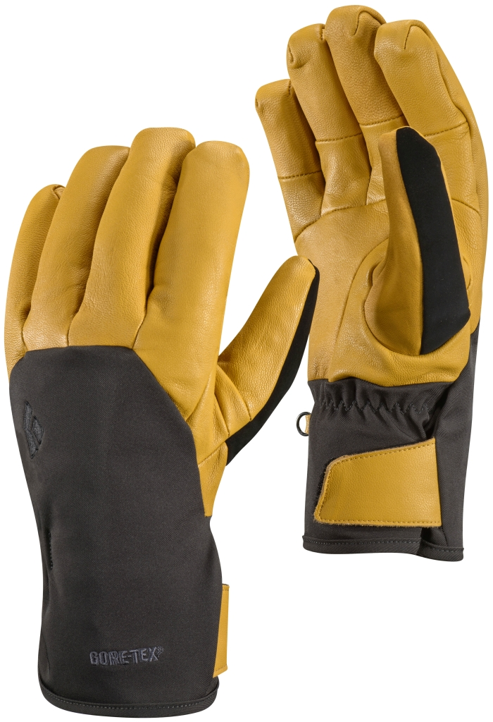 Black Diamond Rambla Gloves Natural-30