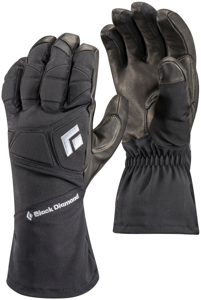 Black Diamond Enforcer Gloves Black-30