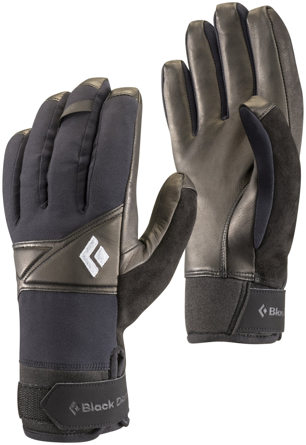 Black Diamond Terminator Gloves Black-30