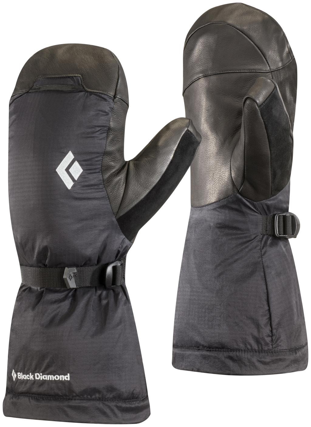 Black Diamond Absolute Mitts Black-30