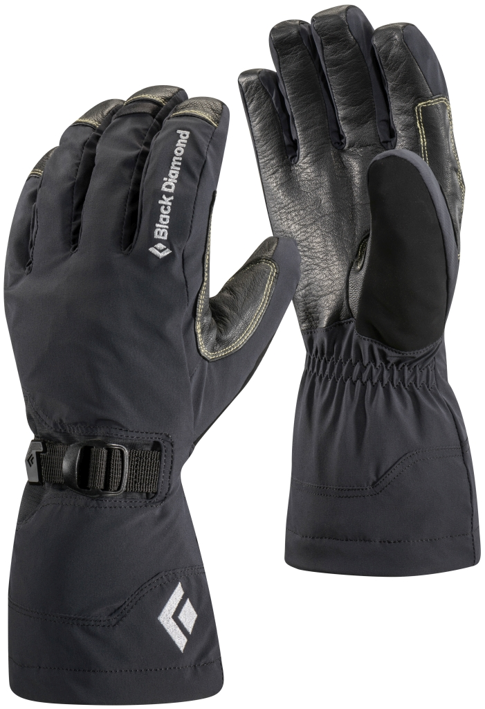 Black Diamond Pursuit Gloves Black-30