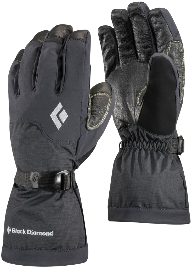 Black Diamond Torrent Gloves Black-30