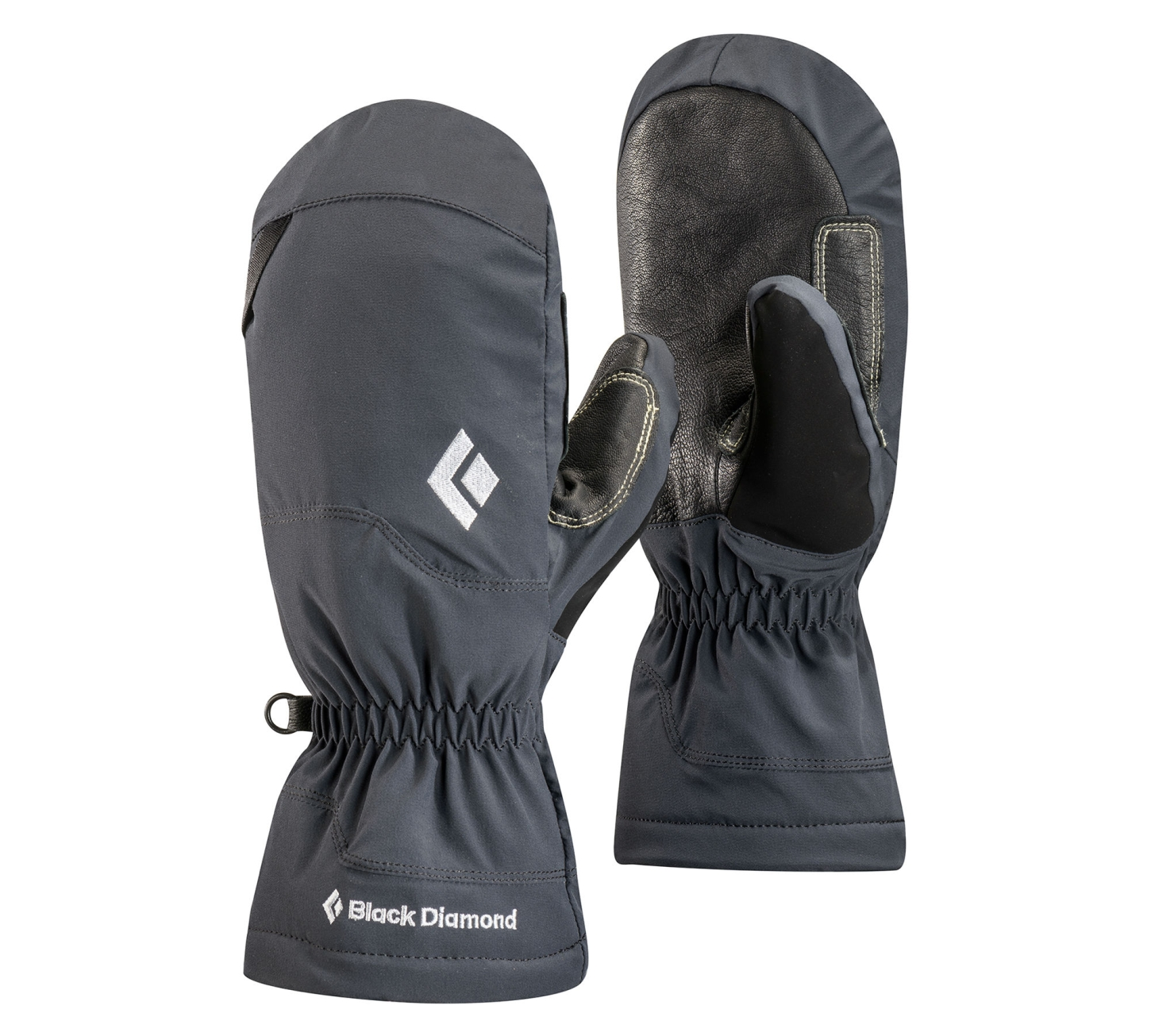 Black Diamond Glissade Mitts Black-30