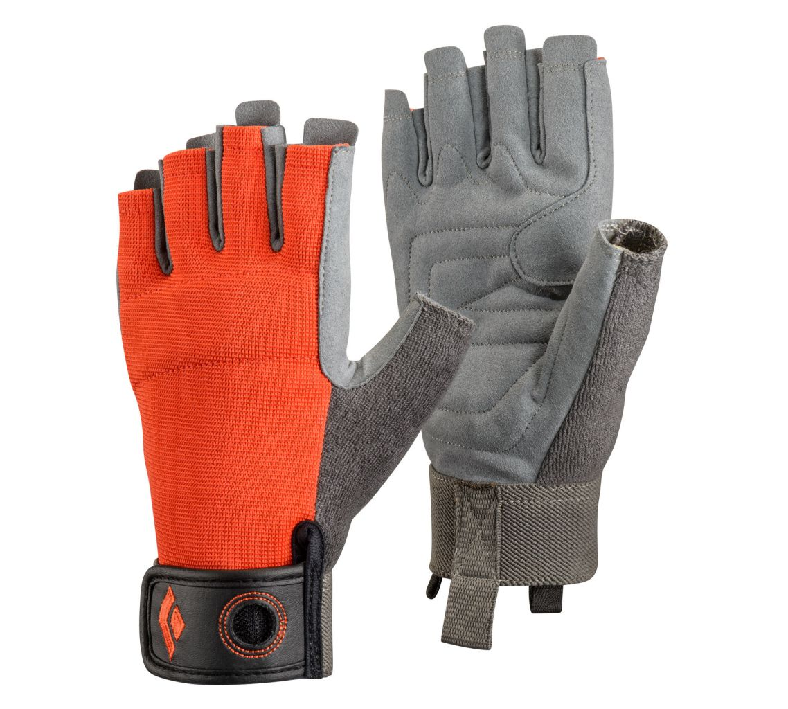 Black Diamond Crag Half-Finger Gloves Octane-30