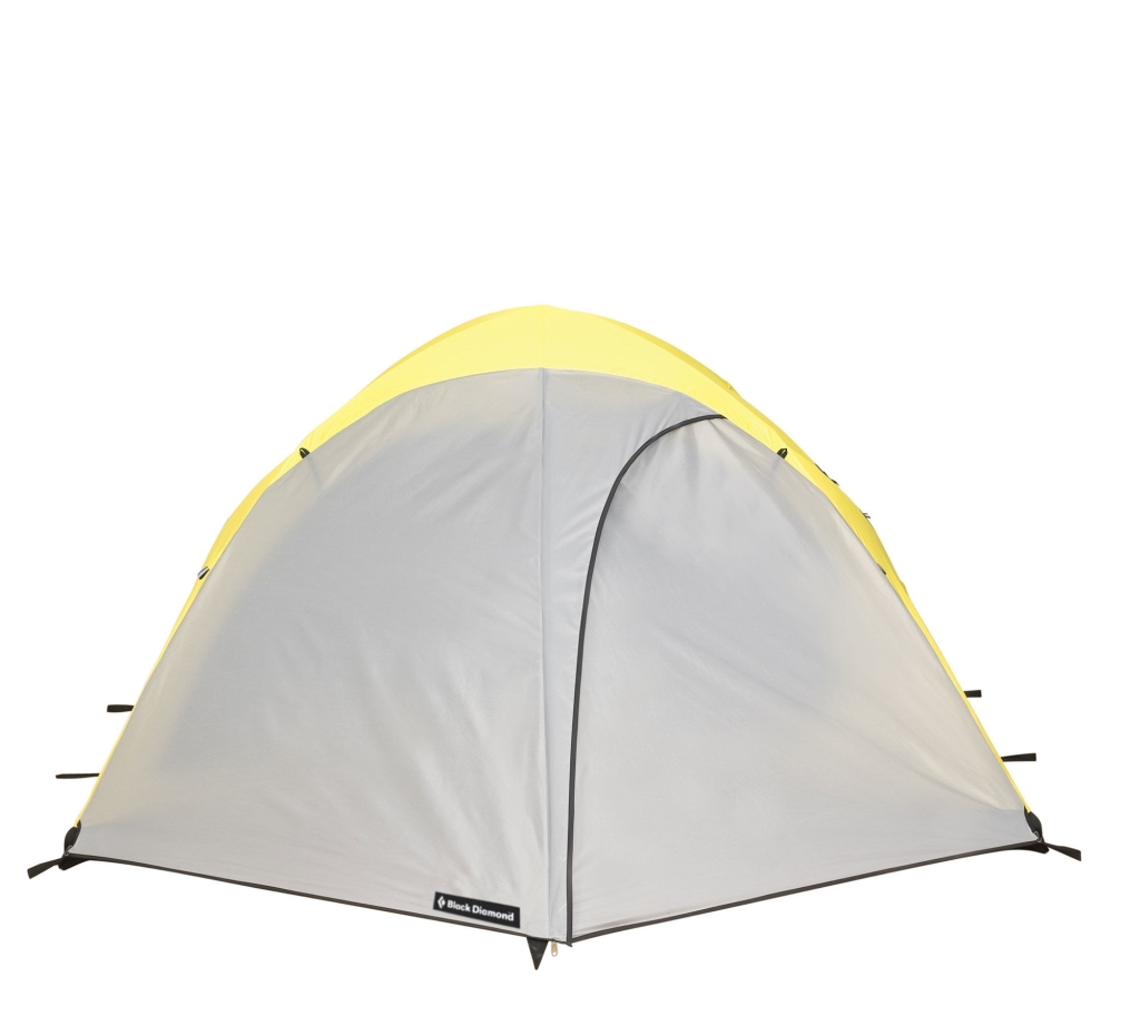 Black Diamond Bombshelter Tent Yellow-30
