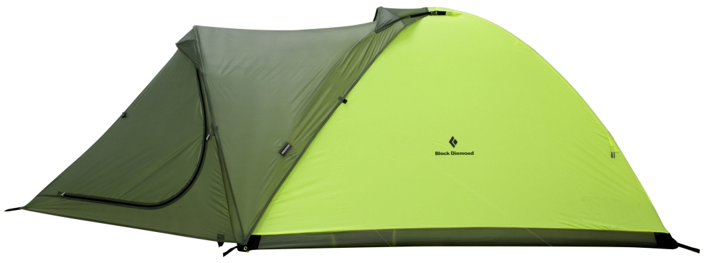 Black Diamond Firstlight Tent Vestibule Wasabi-30