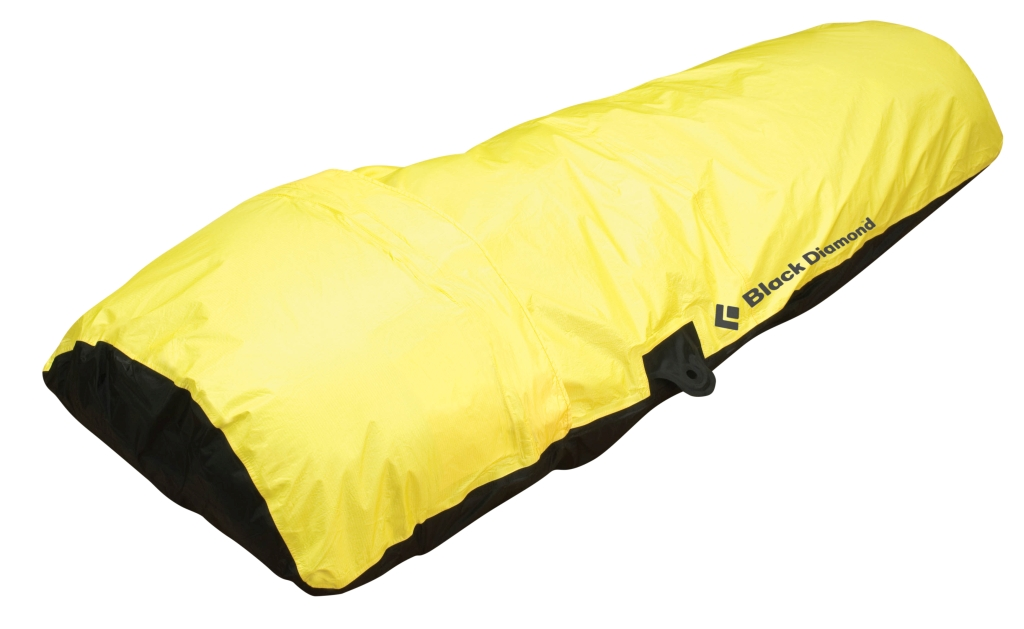 Black Diamond Big Wall Hooped Bivy Yellow-30