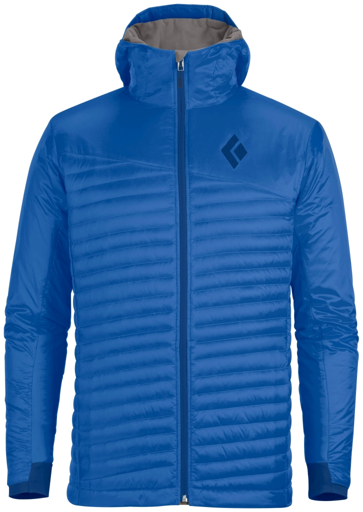 Black Diamond M's Hot Forge Hybrid Hoody Atlantis-30