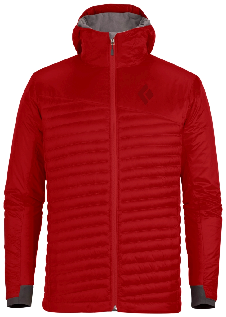 Black Diamond M´s Hot Forge Hybrid Hoody Deep Torch-30