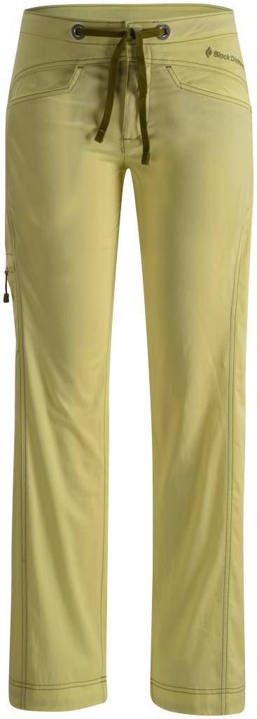 Black Diamond Credo Pants Women's Lemon-30
