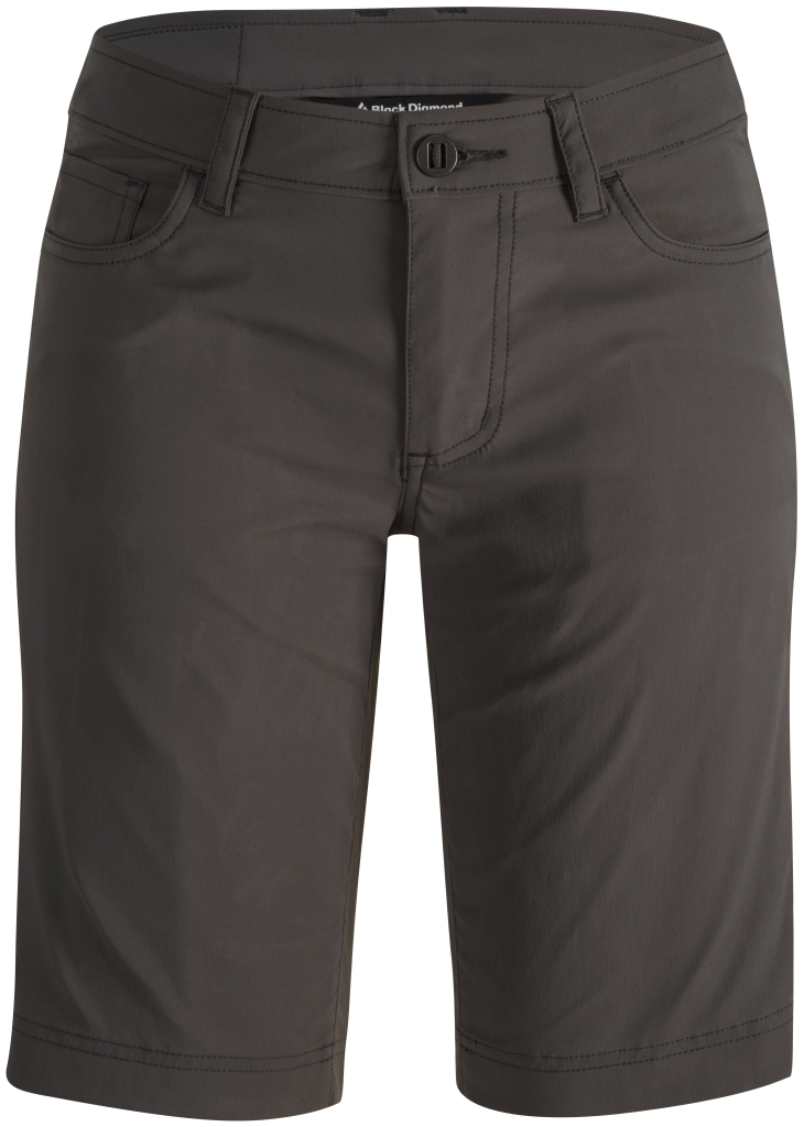 Black Diamond W's Creek Shorts Slate-30
