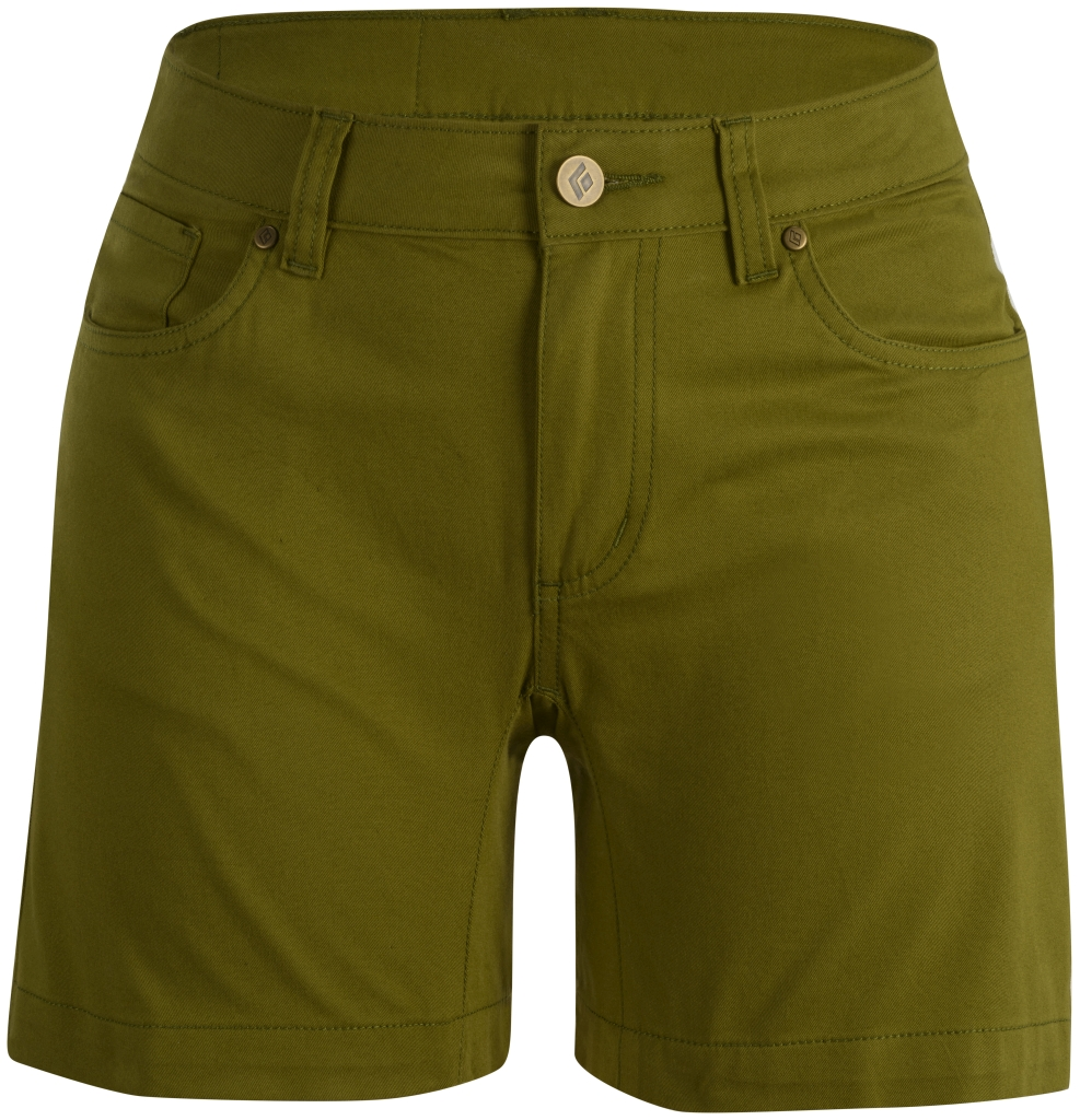 Black Diamond W's Stretch Font Shorts Sage-30
