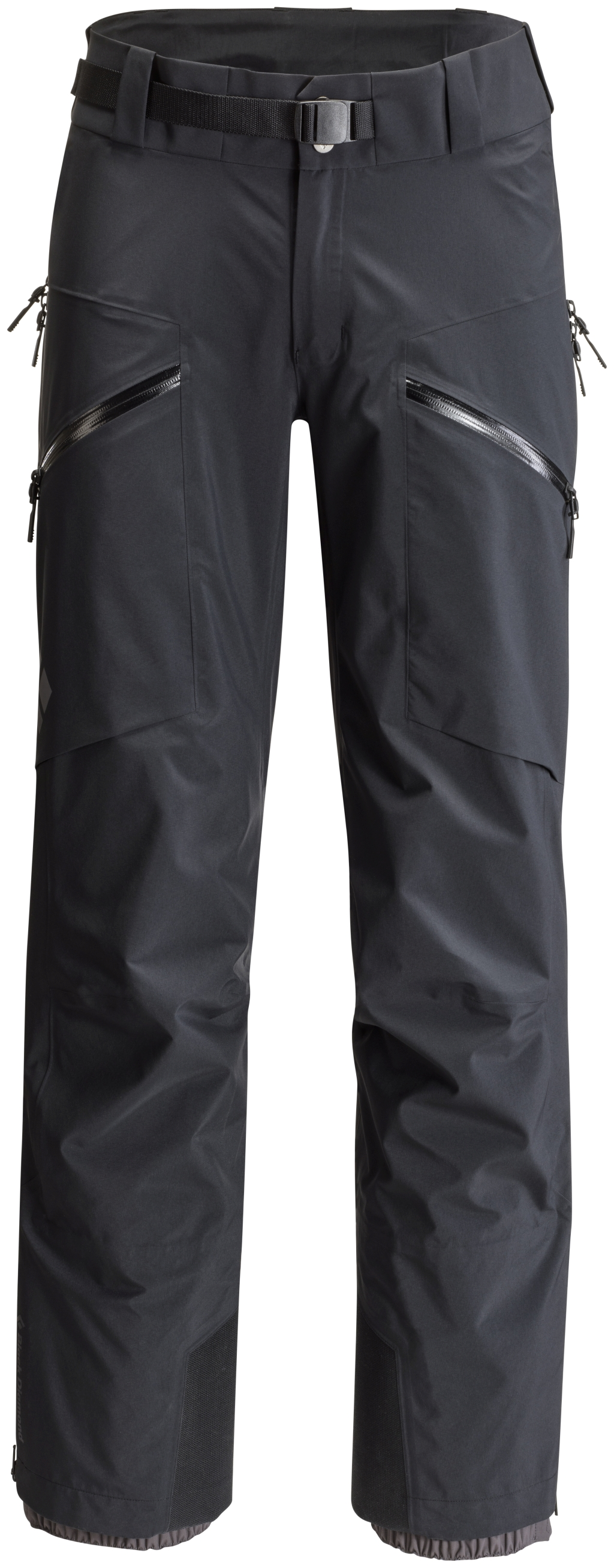 Black Diamond Sharp End Pants Black-30