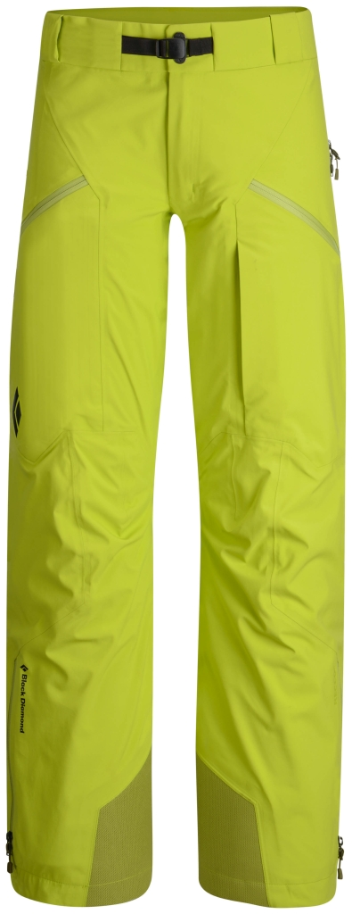 Black Diamond Mission Ski Pants Women's Aloe-30