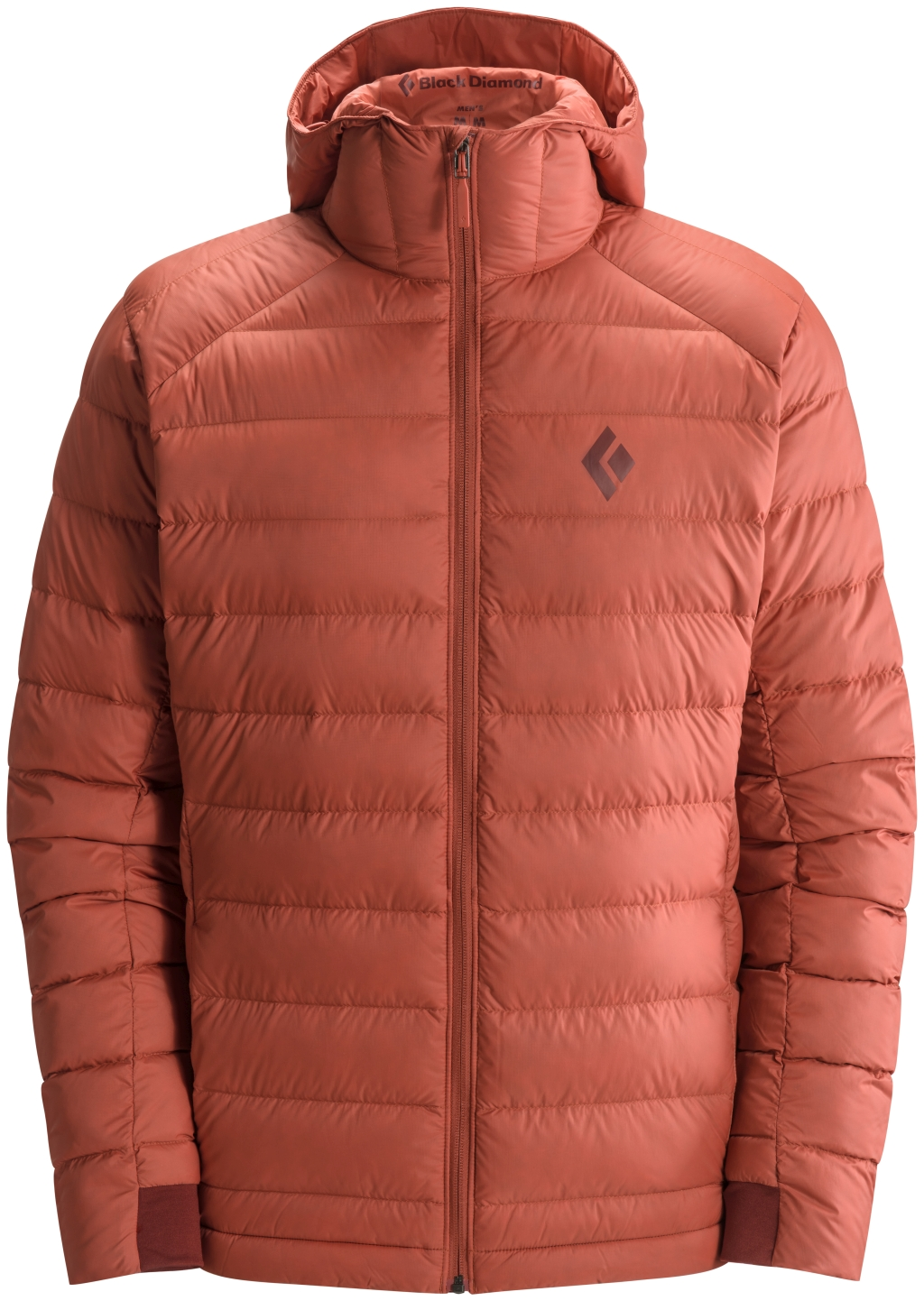 Black Diamond Cold Forge Hoody Rust-30