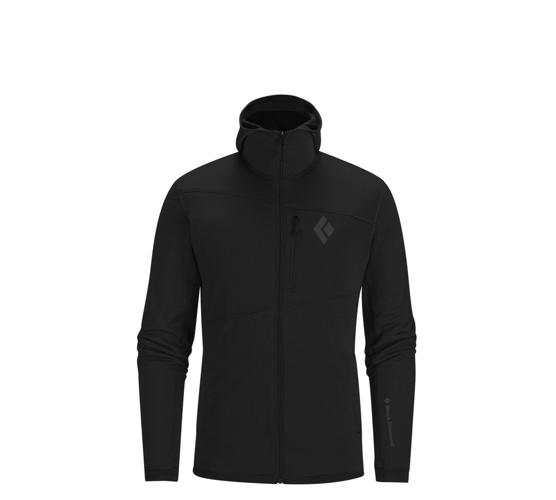 Black Diamond M's Compound Hoody Smoke-30