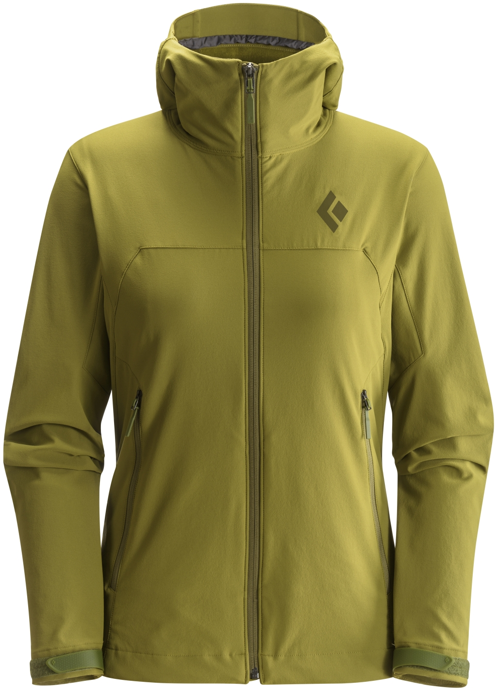 Black Diamond Dawn Patrol Shell Women's Sage-30