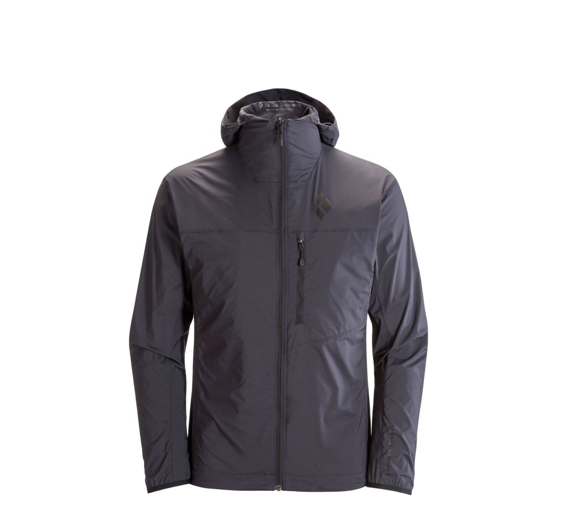 Black Diamond M's Alpine Start Hoody Smoke-30