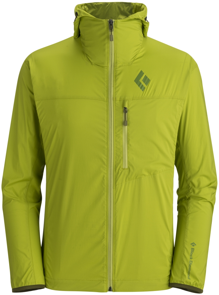 Black Diamond M's Alpine Start Hoody Grass-30
