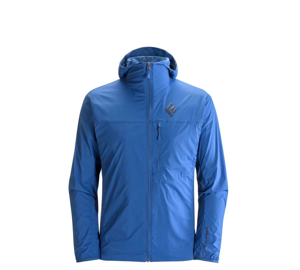 Black Diamond M's Alpine Start Hoody Denim-30