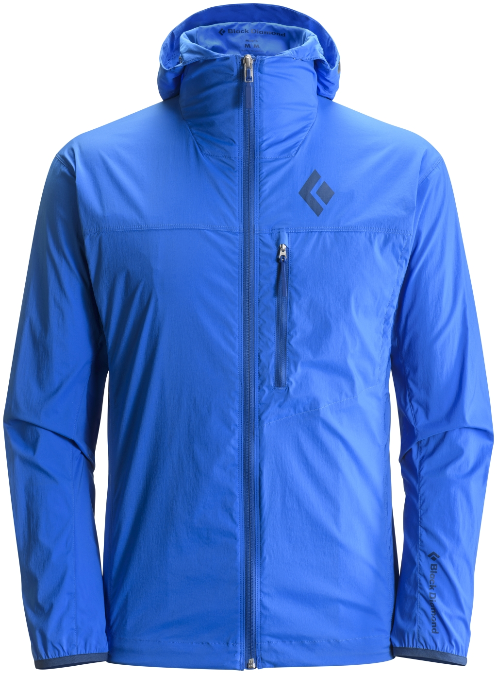 Black Diamond M's Alpine Start Hoody Atlantis-30