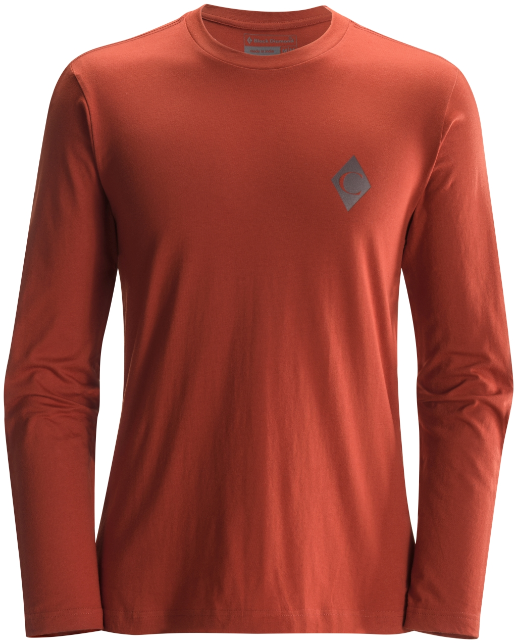 Black Diamond Long-Sleeve Diamond C Tee Rust-30
