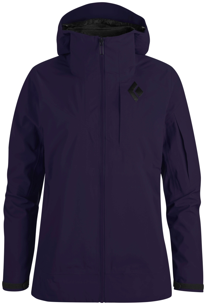 Black Diamond Mission Ski Shell Women's Nightshade-30