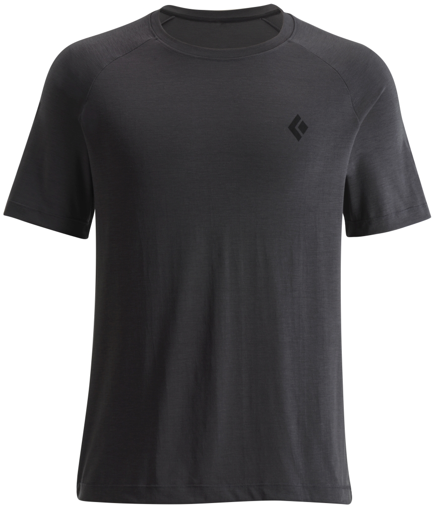 Black Diamond Watchtower Tech Tee Slate-30