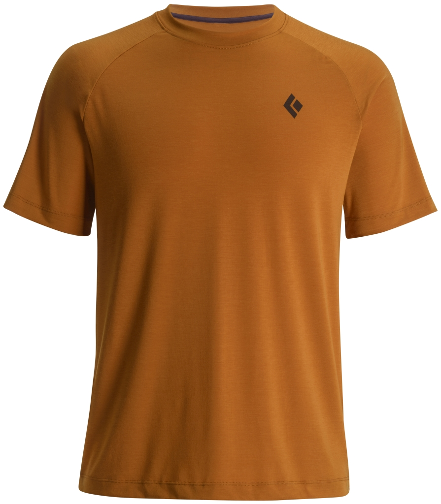 Black Diamond Watchtower Tech Tee Copper-30