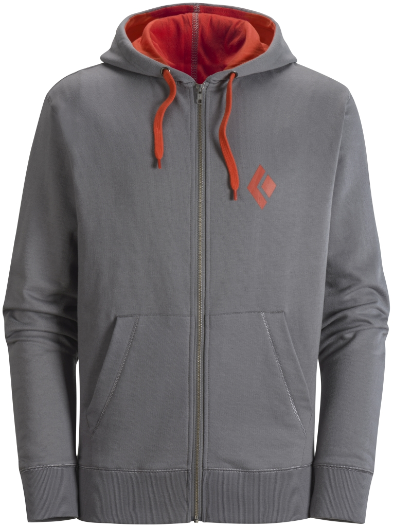 Black Diamond M's BD Icon Hoody Nickel-30