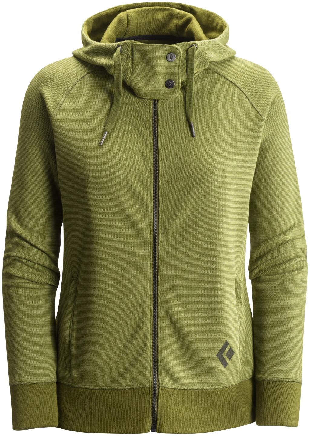 Black Diamond Boulder Hoody Women's Sage-30