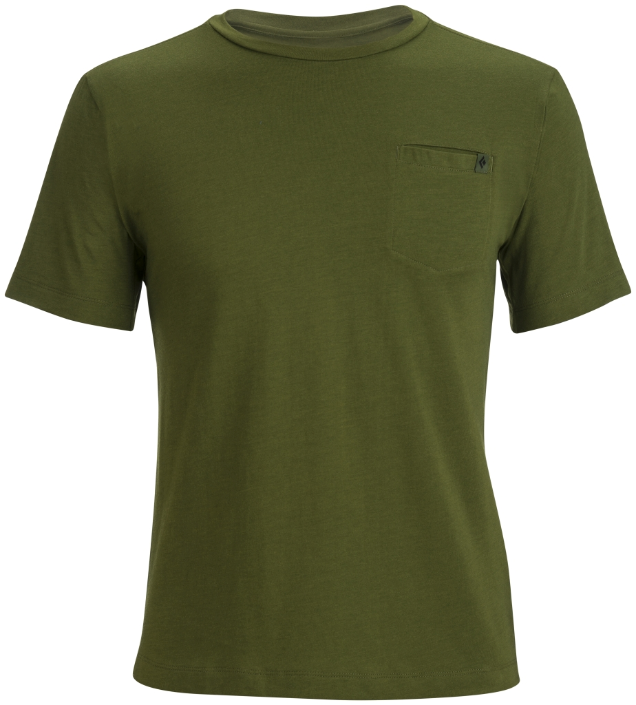 Black Diamond M's Cottonwood Tee Cargo-30