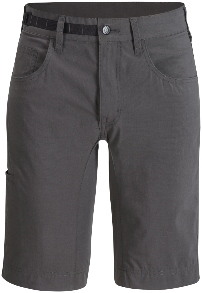Black Diamond M's Lift Off Shorts Granite-30