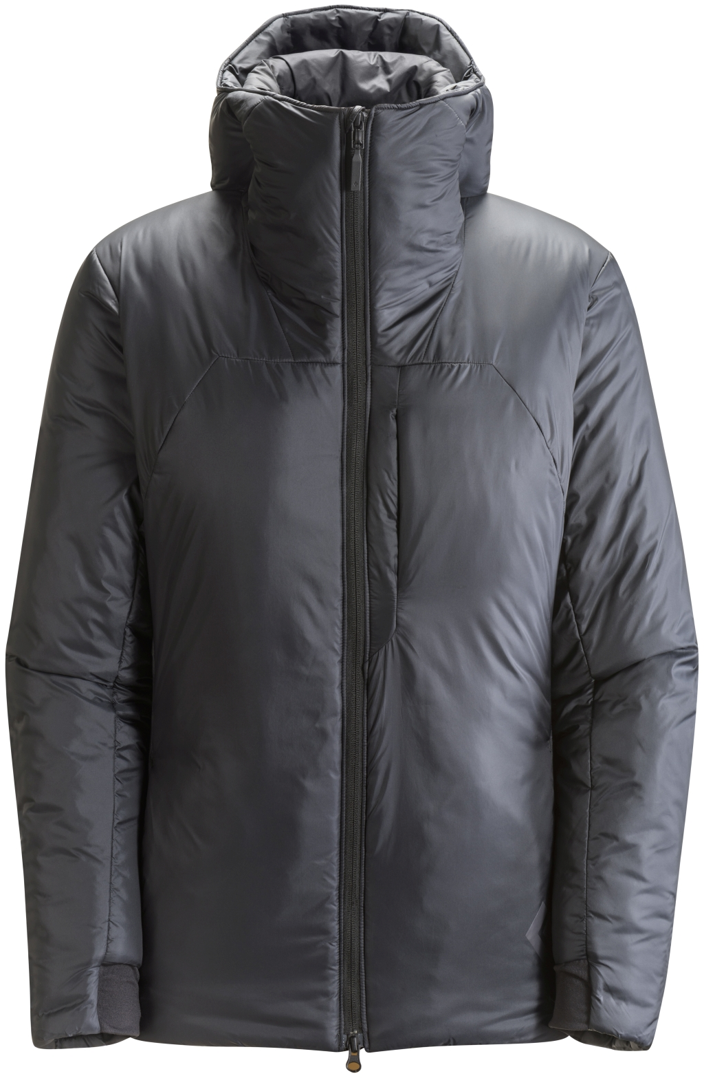 Black Diamond Stance Belay Parka Women's Black-30