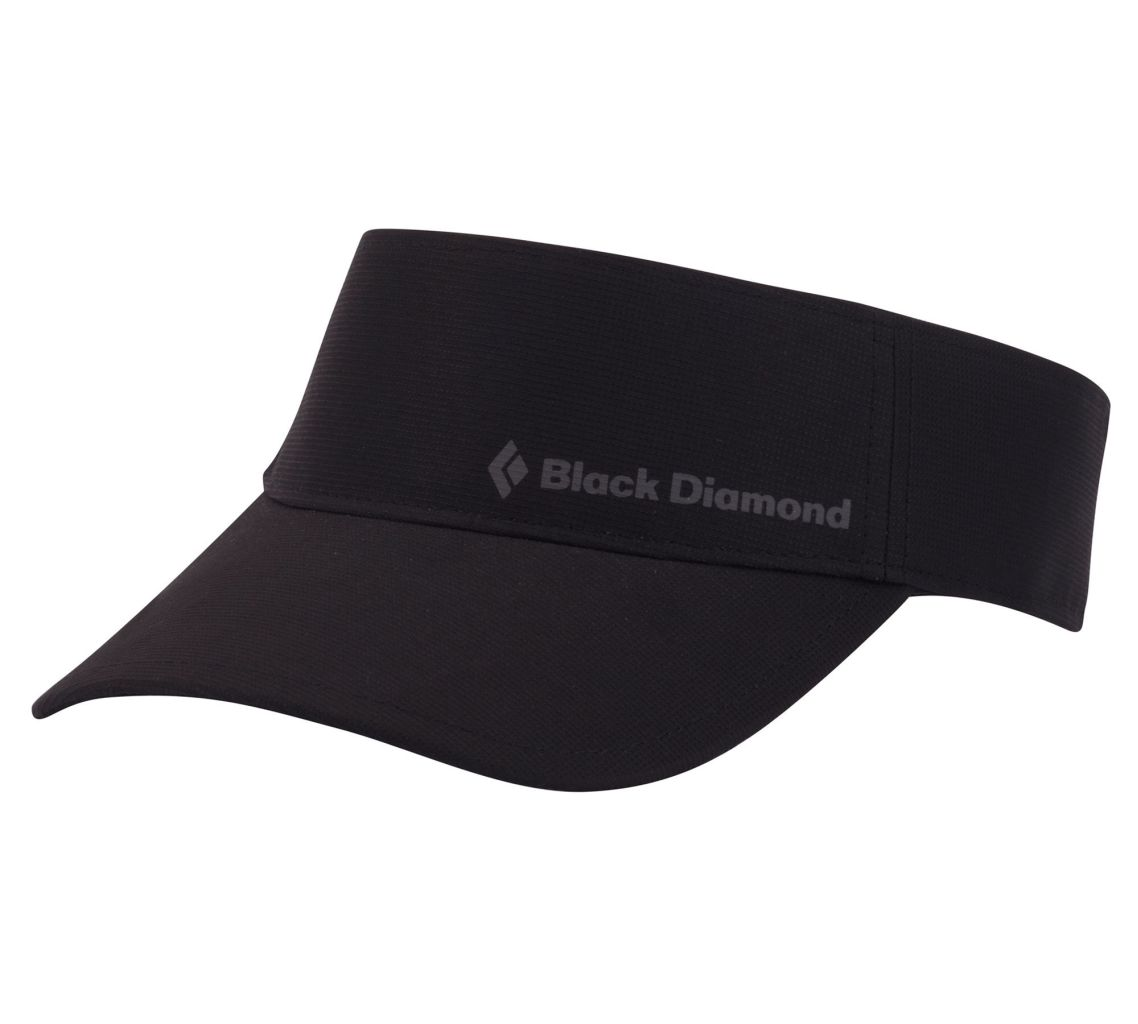 Black Diamond Bd Visor Black-30