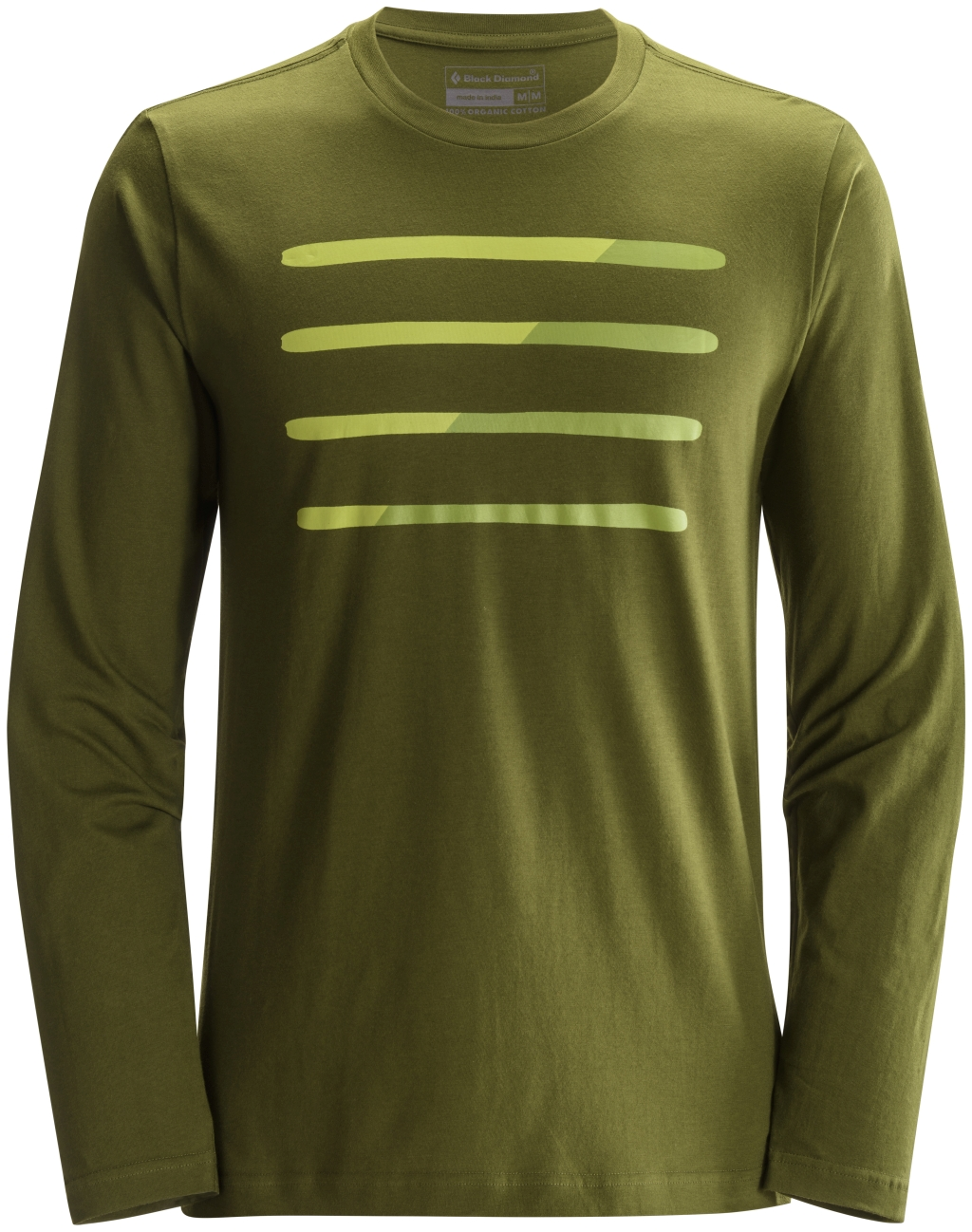 Black Diamond Long-Sleeve Ski Tee Cargo-30